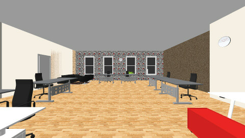 Hava Media offices V2 - 3 - Eclectic - Office  - by haure