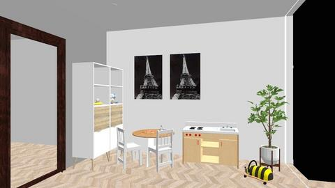 Fam De Vlaming 2 - Living room - by MIEstyling