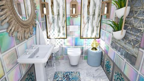 toilet - Bathroom  - by Feeny
