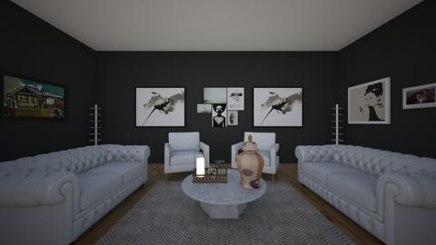 rosa - Living room  - by rosa mejia