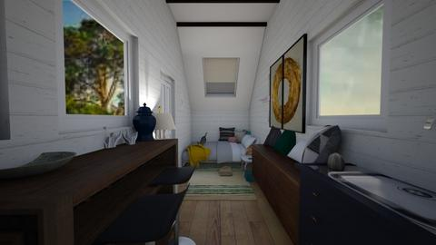 TINY HOUSE - Rustic - by KCSFlower