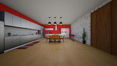conjugado - Kitchen - by Nina Wolff