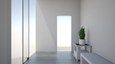 Entryway - Modern - by mmathews320