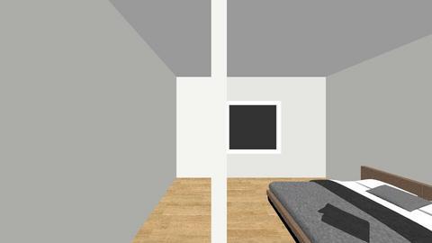 cucc - Bedroom  - by szobatervezo