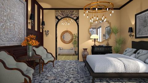 M_ Lui - Bedroom  - by milyca8