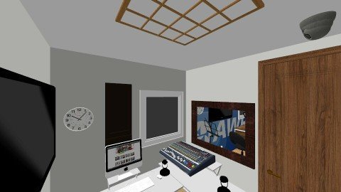 Adventist Radio London - Modern - Office  - by dgungadoo
