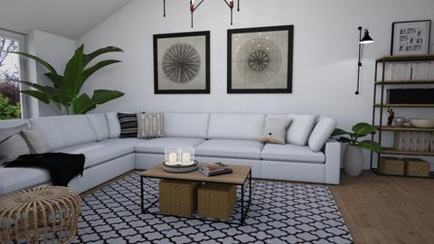 Living - Living room  - by Thrud45