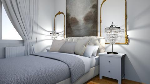 Bedroom - Classic - Bedroom - by KatyaRuss