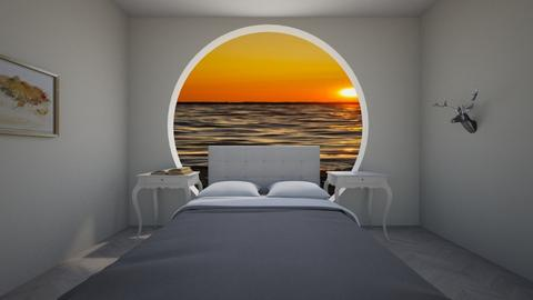 beach room - Bedroom  - by OferneH