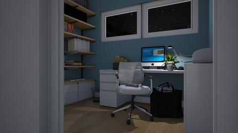 Flat 24 Home Office - by Valentinapenta