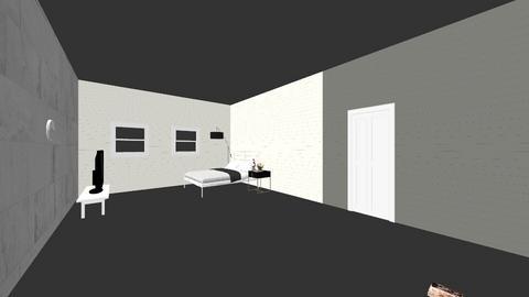 nihal room - Modern - Bedroom  - by pniana