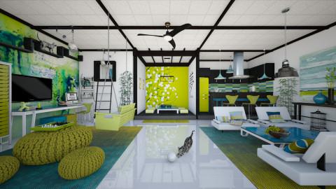 Wasabi II - Global - Kids room  - by starsector