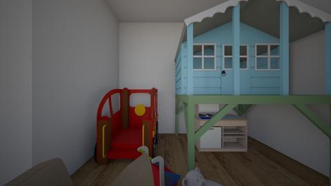 Daycare_playroom - Kids room  - by iCarlysBiggestFan