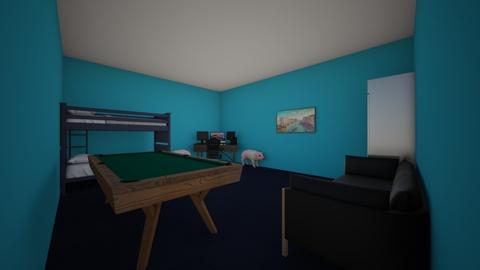 Brayden Feistel - Bedroom  - by brayden239