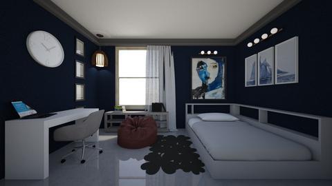 P2 - Modern - Bedroom  - by GRUNT