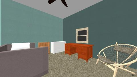Current room - Classic - Bedroom  - by oofer12345
