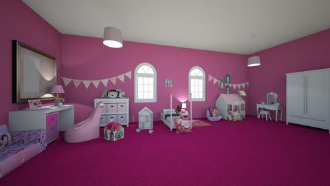 doll house - Kids room  - by 7087755443