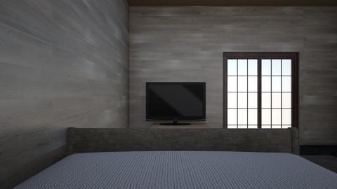 Owen - Bedroom  - by owen  watson