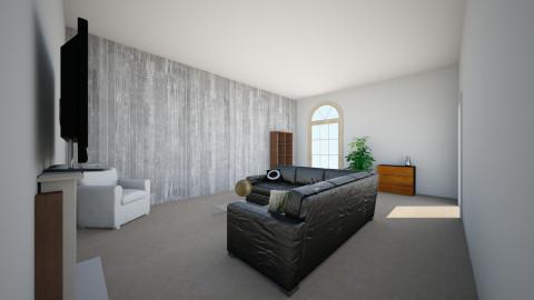living - Modern - Living room - by Kaitlyn Z