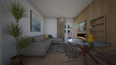 13_02_2020 - Living room - by michaela_sebova