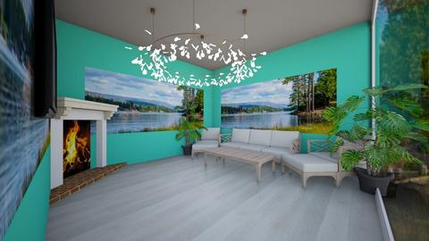 lake house - Modern - by Nylearb