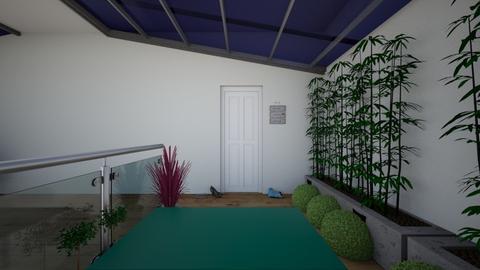 TAMAN DEPAN 2 - Modern - Garden  - by djokos