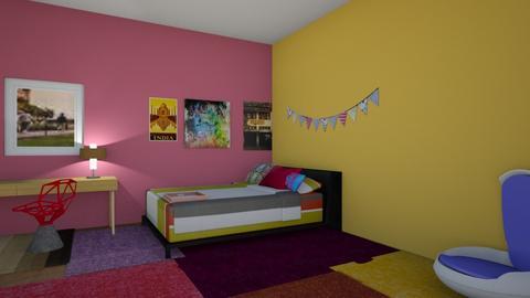 India Bedroom - Bedroom  - by 29catsRcool