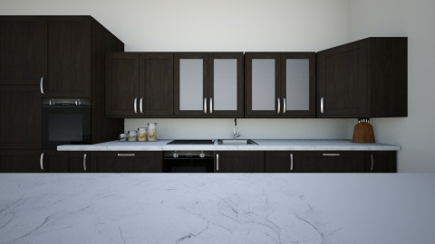 Modern - Kitchen - by marthat18