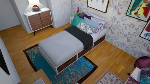 sarah - Bedroom - by sariss