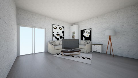 nada - Living room - by nada12