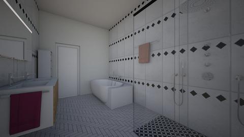 41 Midland 2nd floor bath - Bathroom - by rrmedicx