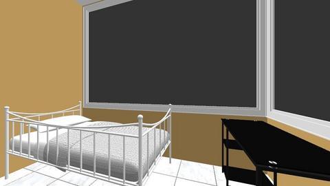 4to piso - Bedroom  - by nialyssa