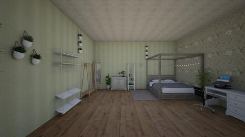 Bedroom - Bedroom  - by Anna892