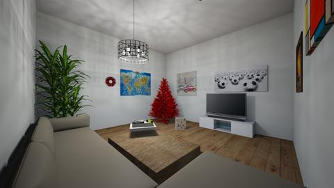 Dream Christmas Room - Classic - Living room - by JgcLevi