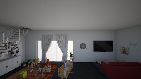 coronamaison - Living room  - by sara3021