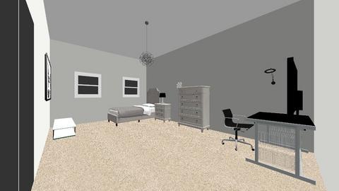 Bedroom Careers Project - Bedroom  - by JoshWhitaker