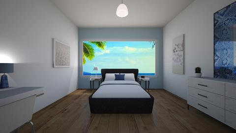 FinalBedroom - Bedroom  - by VV19