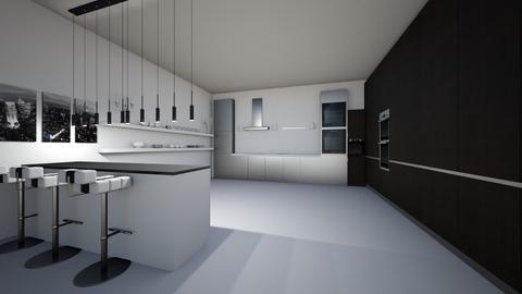 Dream Kitchen - Modern - Kitchen  - by Sienna333