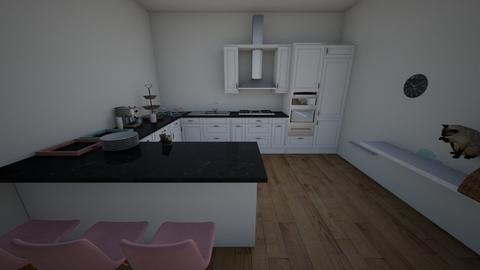 kuchnia - Kitchen - by Viki20