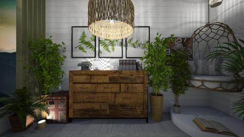 Plant Room - by Hersheys