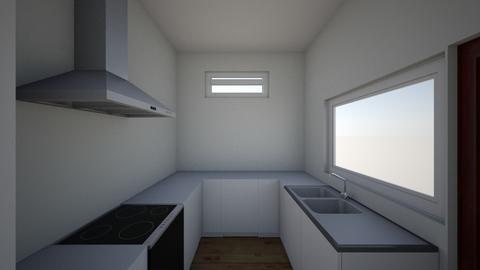 home kitchen - Kitchen - by MarkVanThillo