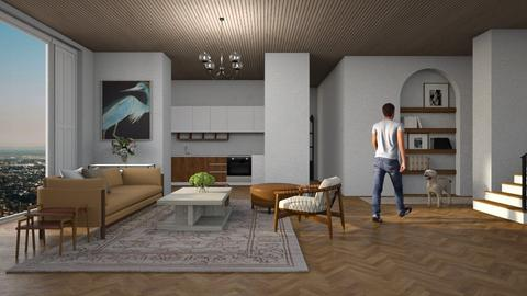 aa - Modern - Living room  - by tolo13lolo