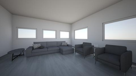 Living Room - Modern - Living room  - by annalisacrowder