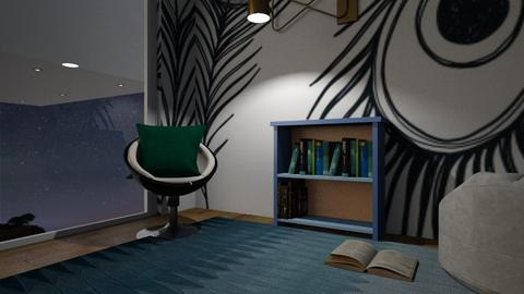 reading area please remix - by MaiZee20