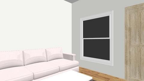 Richmond Option 1 - Living room  - by jgower14