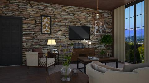 Rustic Living - by Danielle_ML