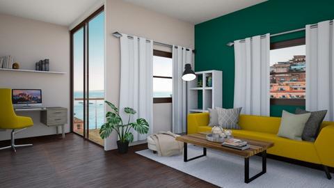 sdo - Living room  - by ilham2001