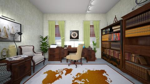 Prestige - Classic - Office - by almecor2311