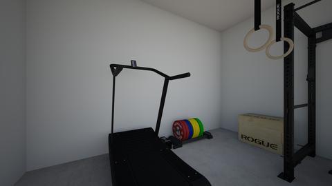 gym - by rogue_e1448e7d1a976e16c77190ee6ef2d