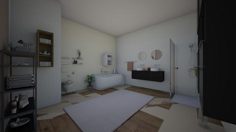 p1 - Bathroom  - by Mircike
